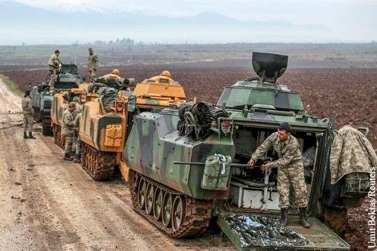Почему Россия разрешила Турции начать вторжение в Сирию
