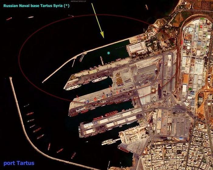 Тартус. Сирия. Иностранцы о радикальном расширении базы ВМФ: «Браво Россия!»