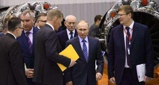 Владимир Путин объявил о новой десятилетней программе вооружения России