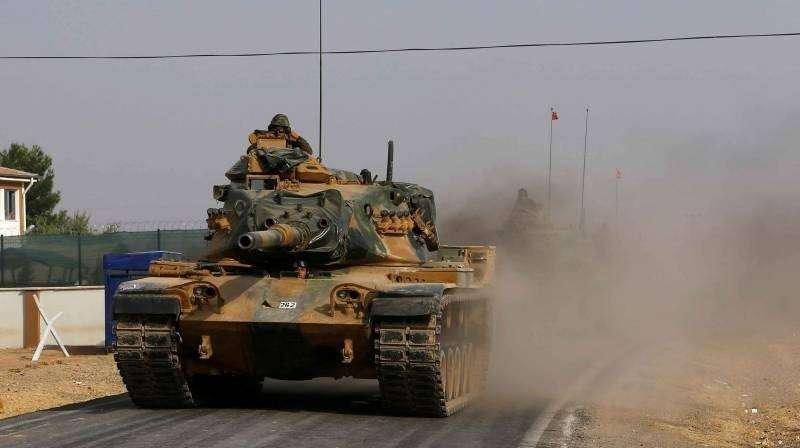 Сирия, Африн. Почему США сливают курдов, а Турция таскает каштаны для России?