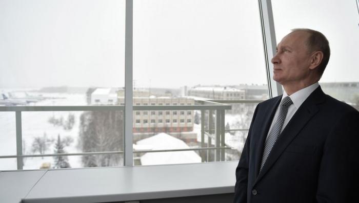 Владимир Путин призвал российских студентов быть дерзкими не бояться ошибок