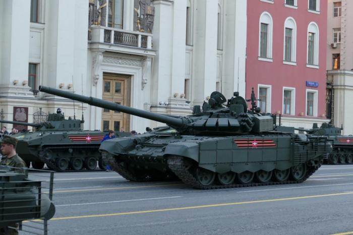 Новая военная техника, поступившая в российскую армию в2017 году