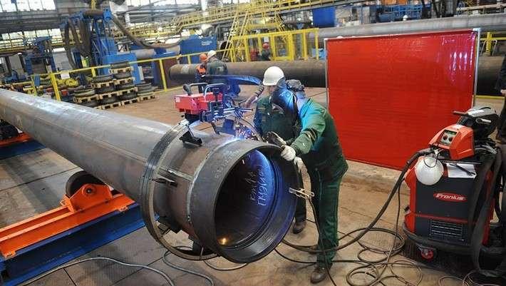 На Волжском трубном заводе освоили производство импортозамещающей продукции