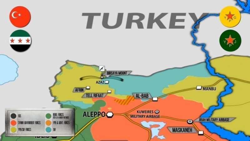 Сирия: правительственная армия стягивает силы для ликвидации котла в Идлибе