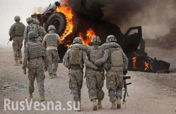 Сирия: кадровые военные США убиты авиаударом ВВС Турции  | Русская весна