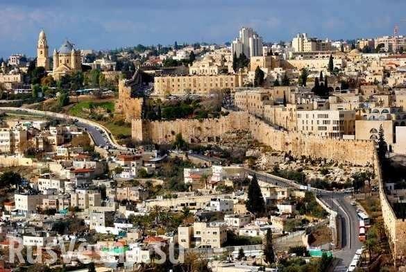 Россия занимает место США на Ближнем Востоке. Решение палестино-израильского конфликта | Русская весна