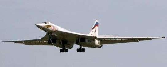 Гражданский вариант бомбардировщика Ту-160 может потеснить американские Boeing 747
