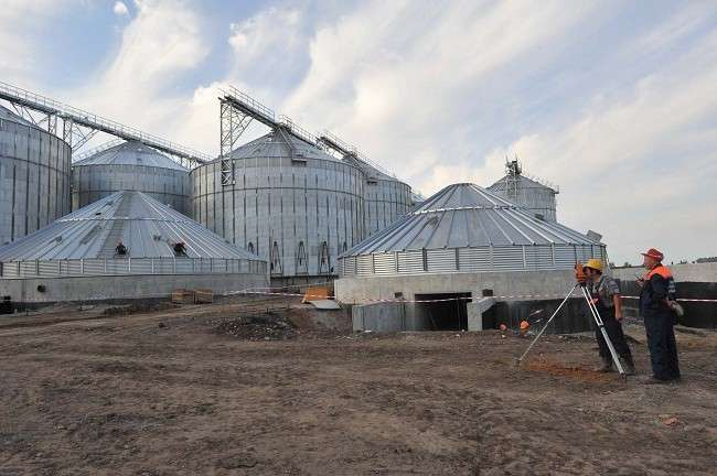 Новый птицекомплекс строят в Самарской области