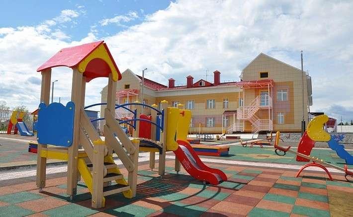 В с.Мужи (ЯНАО) открылся детский сад на 120 мест