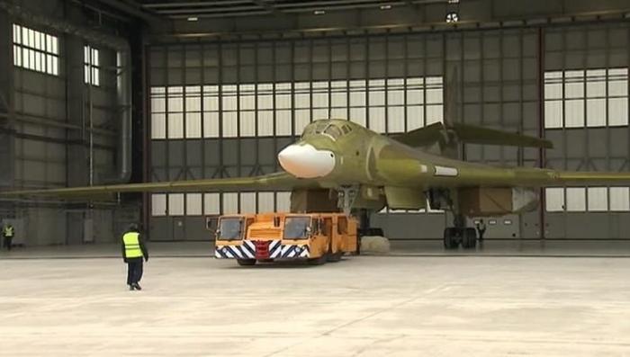 Россия начала работы по созданию гражданского сверхзвукового самолёта на базе Ту-160