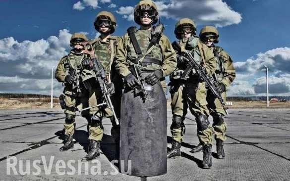 Русские ЧВК: «Мы поднимем имидж России» | Русская весна