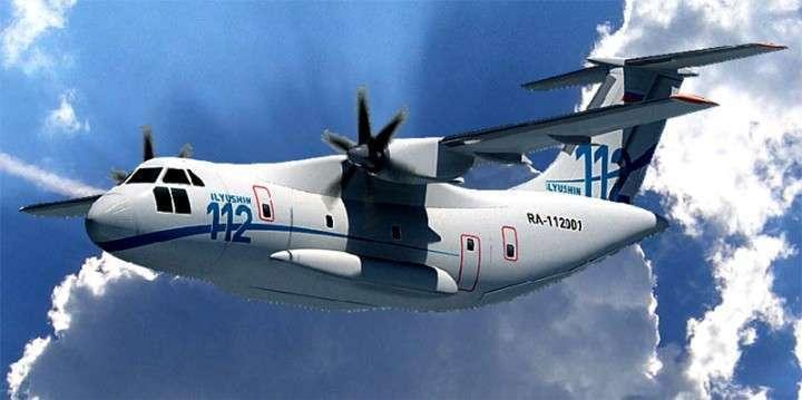 Контракт на производство Ил-112В будет подписан в ближайшие дни