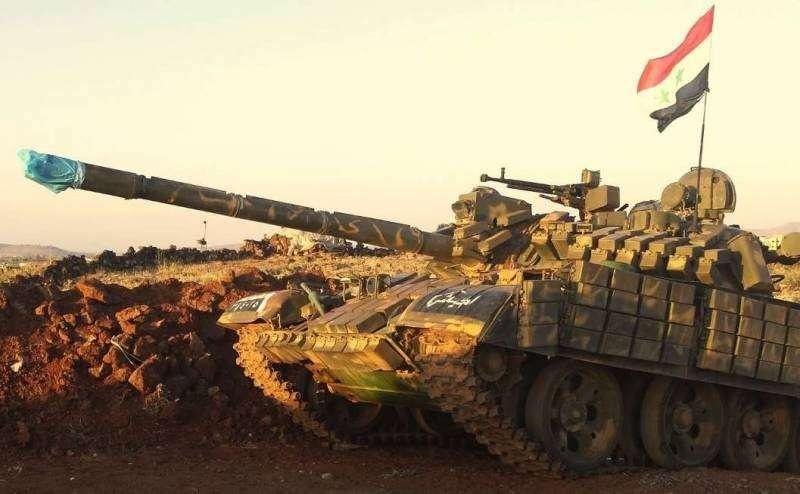 Как русские научили сирийских танкистов воевать на поле боя в 21 веке