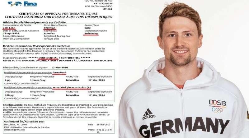 «Больные» немецкие спортсмены и допинг животворящий