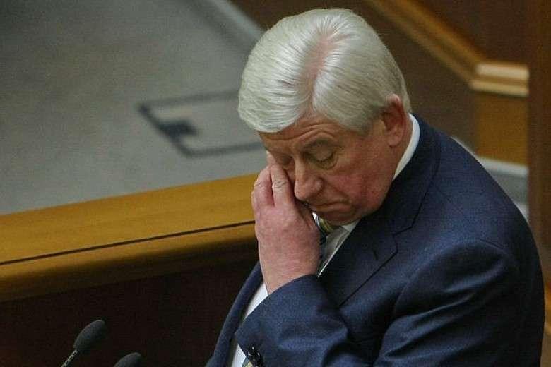 Байден об экс-прокуроре Украины: