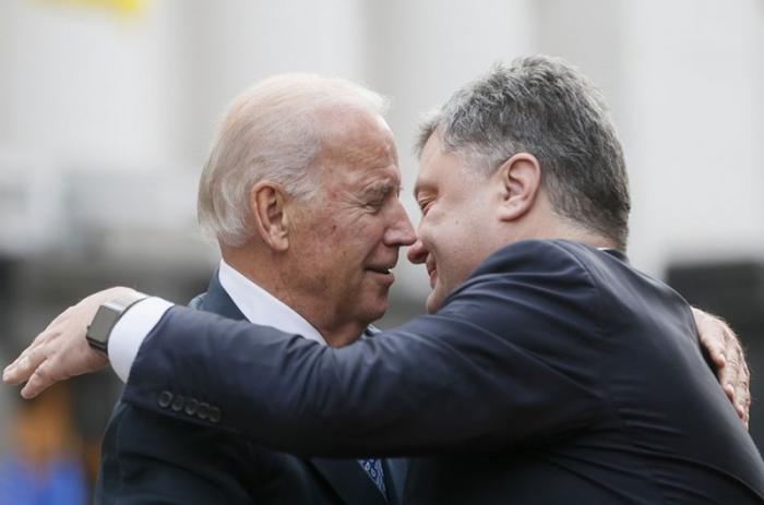 Джо Байден о «самостийной» Украине: «Я сказал и прокурора Уволили!»