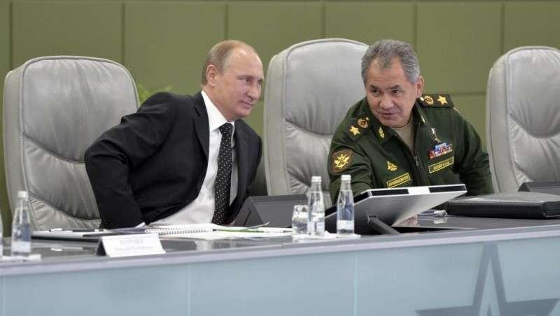 Если сирийская оппозиция не идёт к Путину в Сочи, то Шойгу придёт к ней