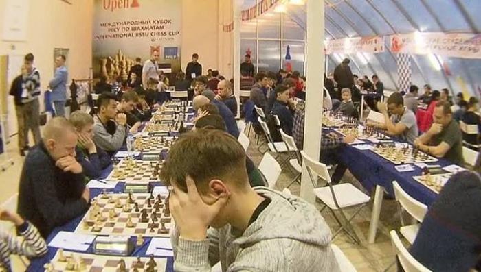 В Москве открылся международный шахматный фестиваль Moscow Open