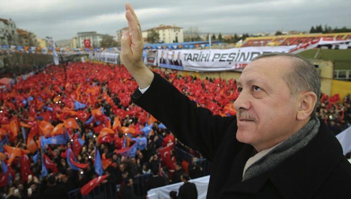 Восточные сказки: Эрдоган допустил возможность наступления турецких войск на Идлиб