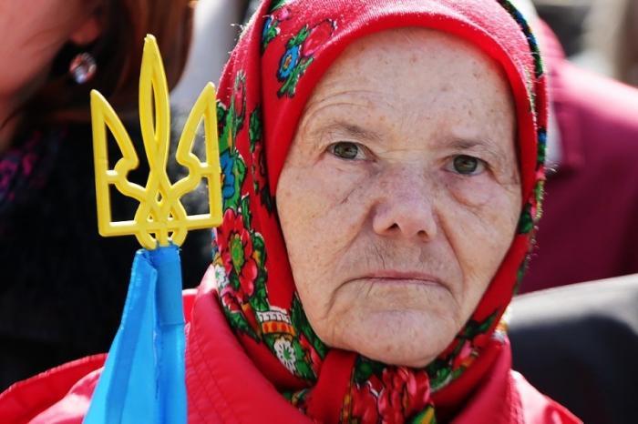 Украина, теневая экономика: крах, не похожий на крах
