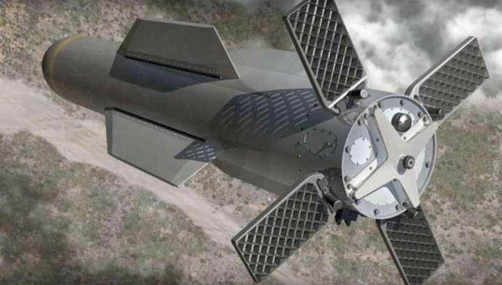 США модернизировали свою самую мощную фугасную авиабомбу