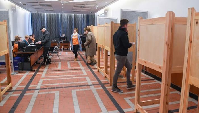 В Финляндии стартовало голосование на выборах президента