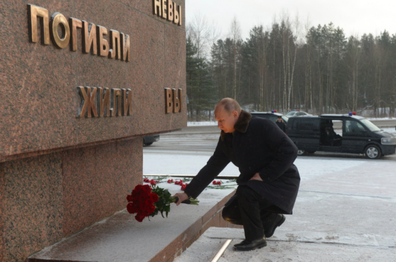 Иностранцы агитируют за Путина: