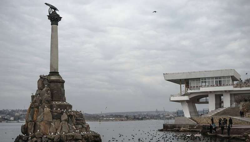 По словам Аксенова, Крым стал «неприступной крепостью»