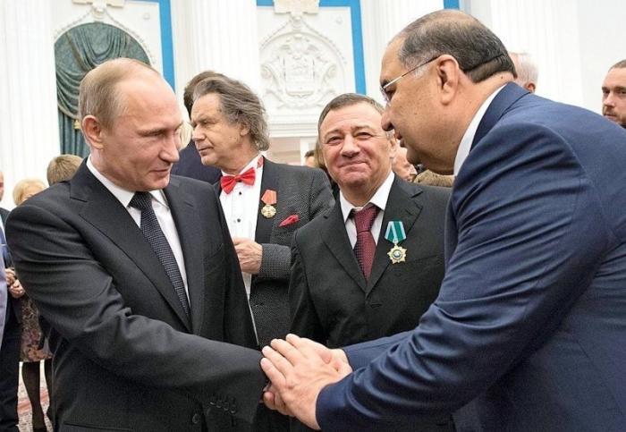 При Владимире Путине олигархия исчезла как класс