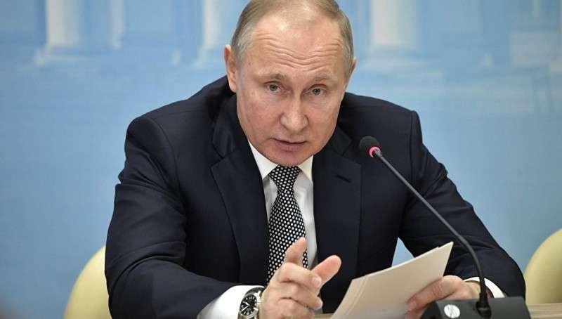 Владимир Путин показывает чудеса популярности у европейской и американской публики