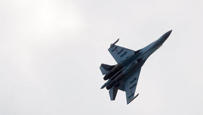 Пиндосы испугались перехвата своих разведчиков российскими истребителями