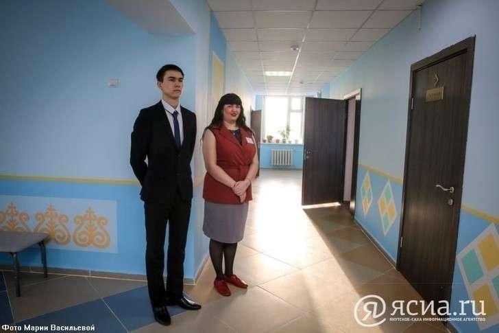 Школа на400 мест открыта вЯкутии