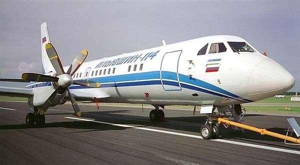 Рогозин: КБ Ильюшина готово организовать производство в России Ил-114