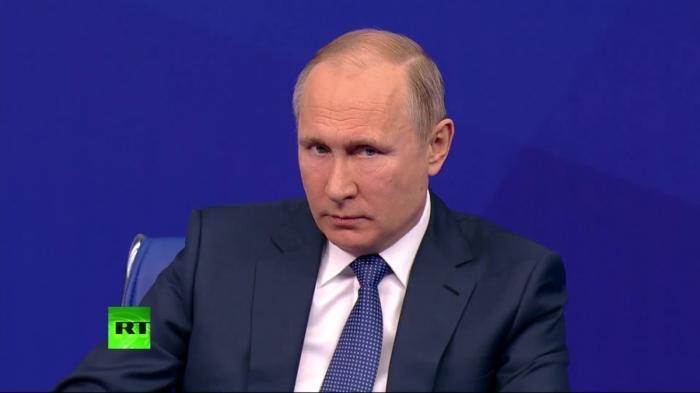 Владимир Путин проводит встречу с доверенными лицами. Прямая трансляция