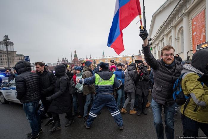 Хотите провалить какое-то дело, поручите его Лёше Навальному