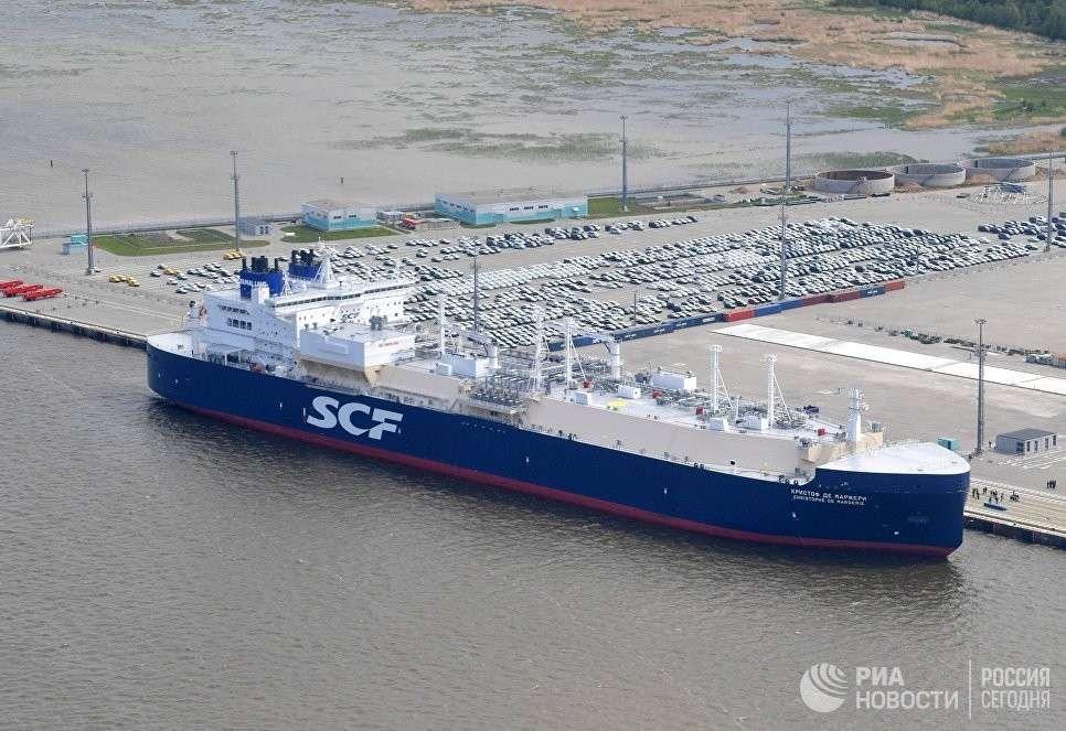 Почему США закупают российский газ вопреки своим же санкциям?