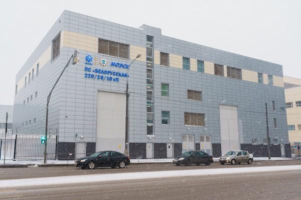 ВМоскве завершено создание энергетического кольца из12 современных электроподстанций