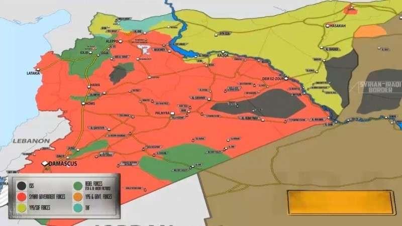 Сирия. Турция топчется в Африне. В Сочи стартовал конгресс мирного урегулирования в Сирии