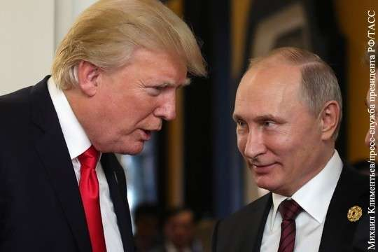 Кремлевский доклад появился на фоне ожиданий резкого перелома в политике США