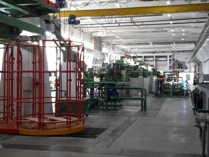 Завод попроизводству медной катанки запущен вСамарской области