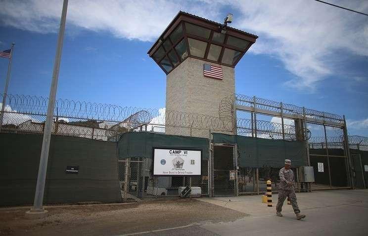 Спецтюрьма в Гуантанамо