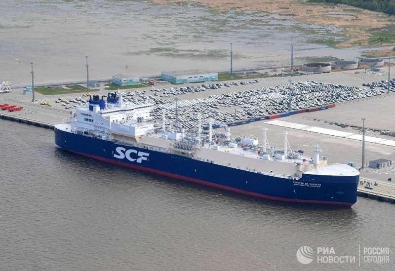 Зачем второй танкер с русским газом отправляется в Штаты