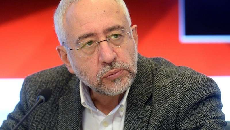Либераст Сванидзе рассказал о драке с патриотом Шевченко