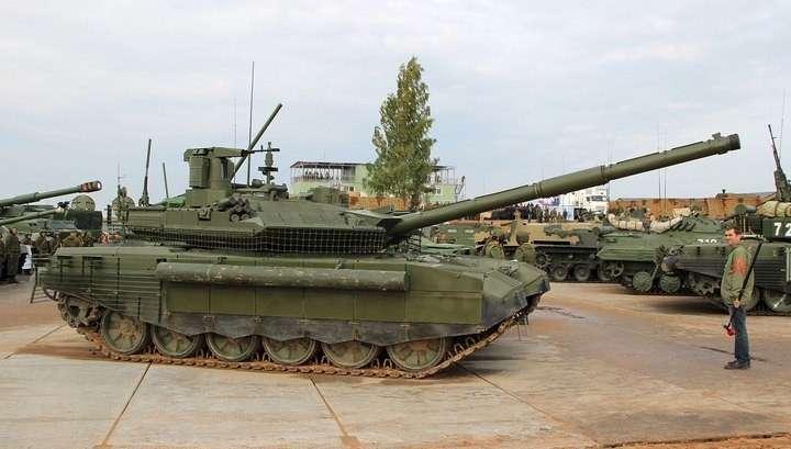 Обновленный танк Т-90М идёт в российские войска
