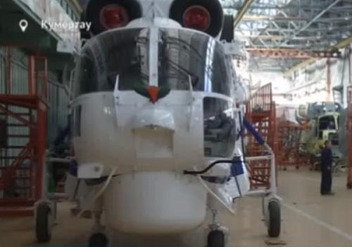 Первый в России беспилотный вертолёт готов к серийному выпуску