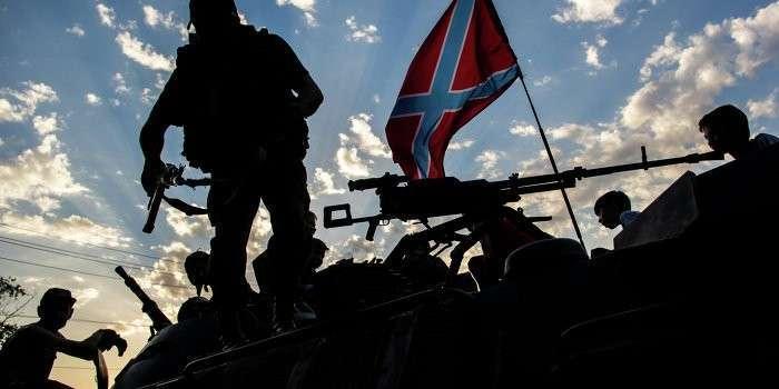 Новороссия поддержит освободительный поход на Киев