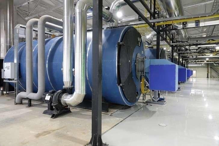 Энергетики УГМК ввели вэксплуатацию уникальный для России объект генерации