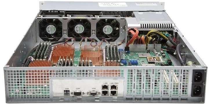 ЦОД набазе процессоров Эльбрус