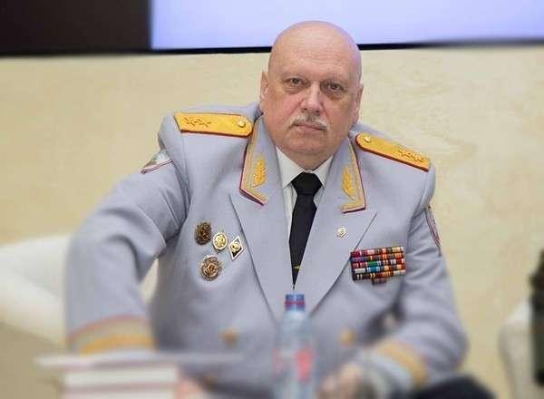Генерал ФСБ прокомментировал «Кремлёвский список»: «Пора присоединять Донбасс!»