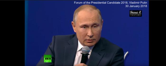 Словачка о Путине: «Я тоже горжусь вашим президентом. Я словачка, но Путин мой президент!»